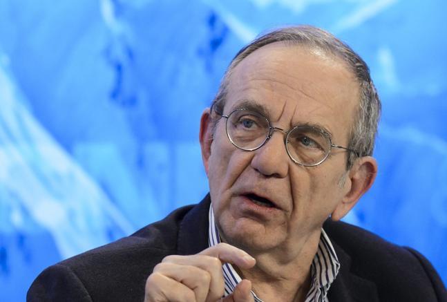 Schaeuble: ci sono margini intervento banche Italia, resta nodo aiuti di stato