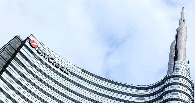Borsa: Unicredit accelera ancora (+8,9%) e riconquista quota 2 euro