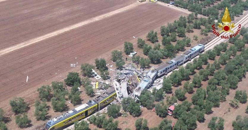 Incidente ferroviario, interrogatorio al capostazione: