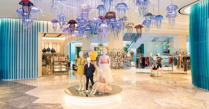 Dubai con level kids chalhoub group punta sulla moda for Cielo arredi