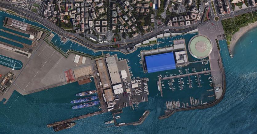 Genova avvia il concorso di idee per realizzare il for Produttore di blueprint piano piano