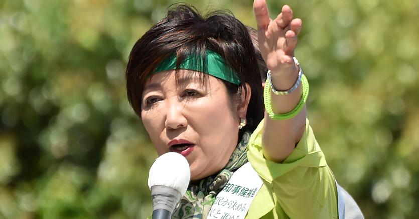 Yuriko Koike (Afp)