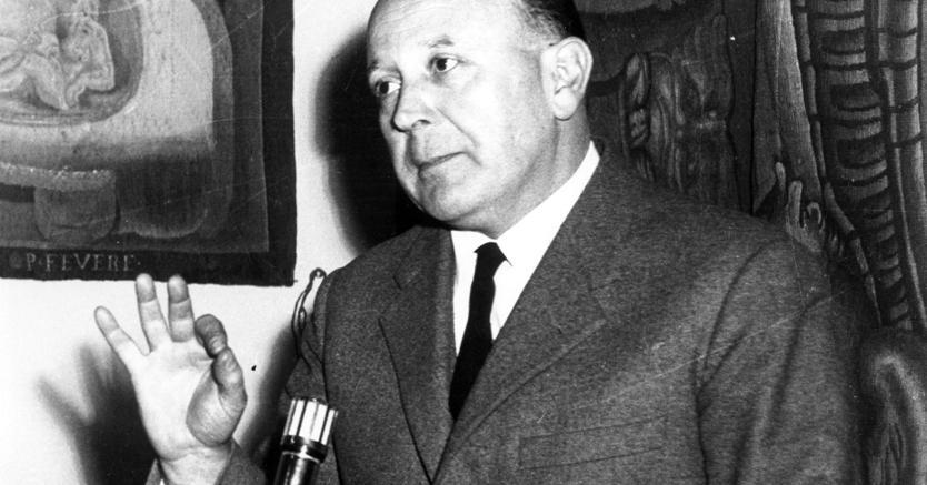 Rodolfo Siviero. (Fotogramma)