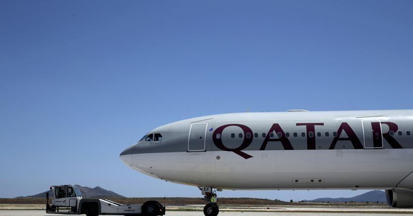 Aeroporto Del Qatar : Qatar airways sbarca a pisa con il volo per doha sole