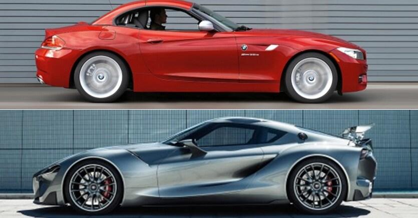 Toyota Supra 2018 Prezzo >> Bmw e Toyota al lavoro per le nuove Z5 e Supra - Il Sole 24 ORE