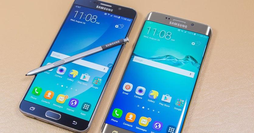 Samsung Galaxy Note 7 in vendita dal 19 agosto - nuovi rumor