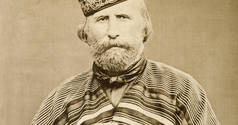 Giuseppe Garibaldi. (Afp)