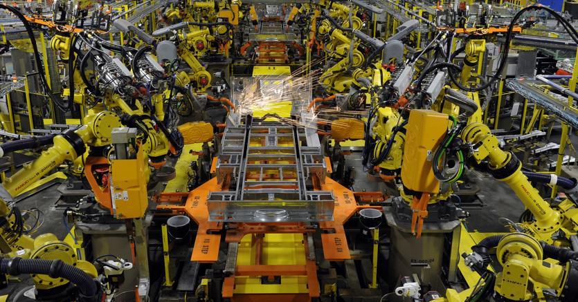 Fabbrica Ford nel Missouri. (Reuters)