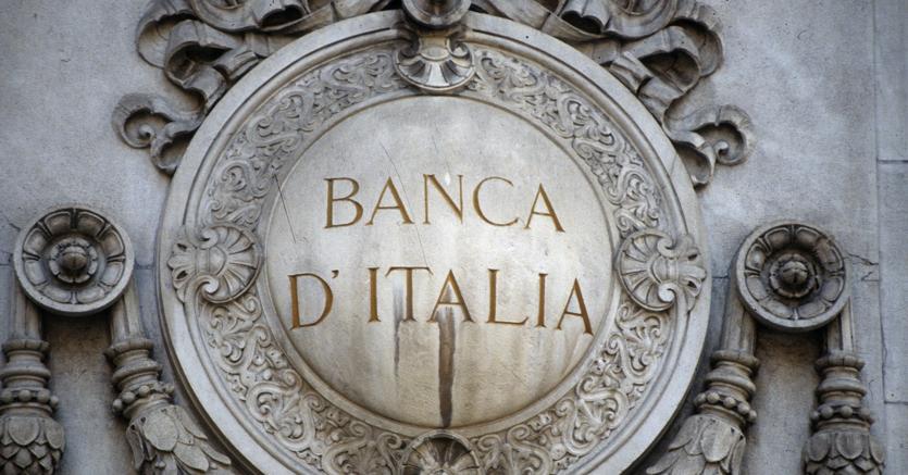 Bankitalia, sofferenze in calo:197,9mld