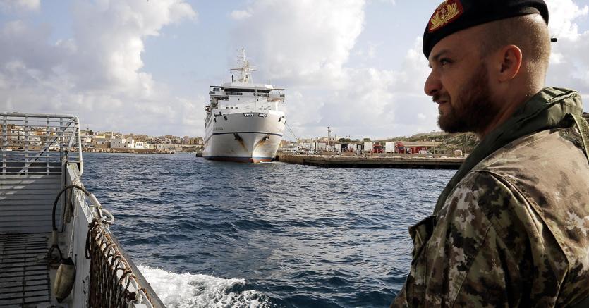 Terrorismo, aumentato livello di allerta dei porti