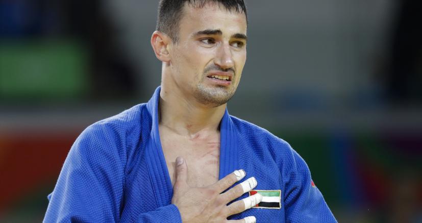 Sergiu Toma, ex moldavo naturalizzato per gli Emirati Arabi Uniti (Ap)
