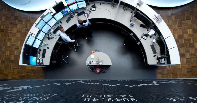 Wall Street apre poco sotto la parità