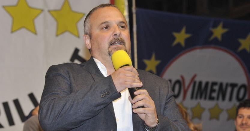 David Borrelli, candidato del Movimento 5 Stelle eletto al Parlamento Europeo