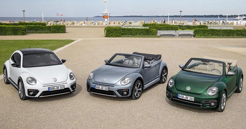 Volkswagen Beetle 2017: nuovo look per il Maggiolino