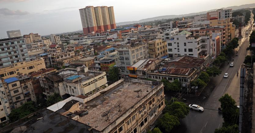 Sisma di magnitudo 6,8 in Birmania: non ci sono italiani feriti