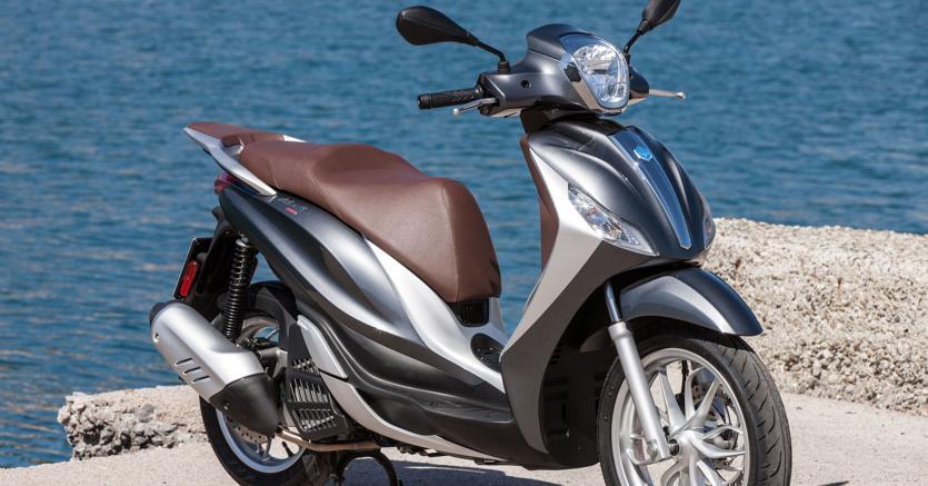 Piaggio Medley, in sella al nuovo «ruote alte» italiano - Il Sole 24 ORE
