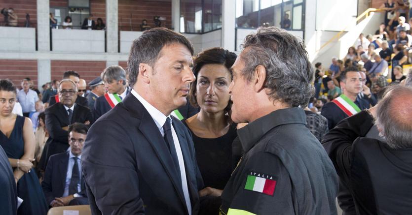 Sisma: Renzi, ricostruzione in trasparenza, ogni centesimo sarà verificabile