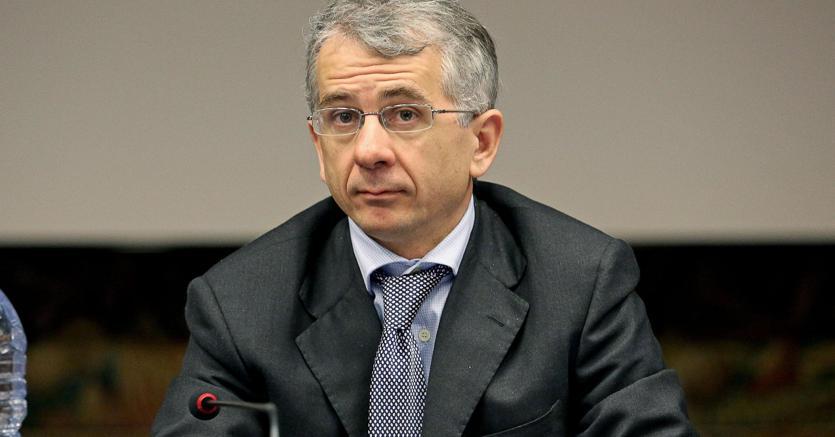 Il sottosegretario alla Giustizia Cosimo Maria Ferri. Foto Ansa