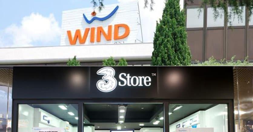 Ufficiale: Wind e 3 Italia completano la fusione