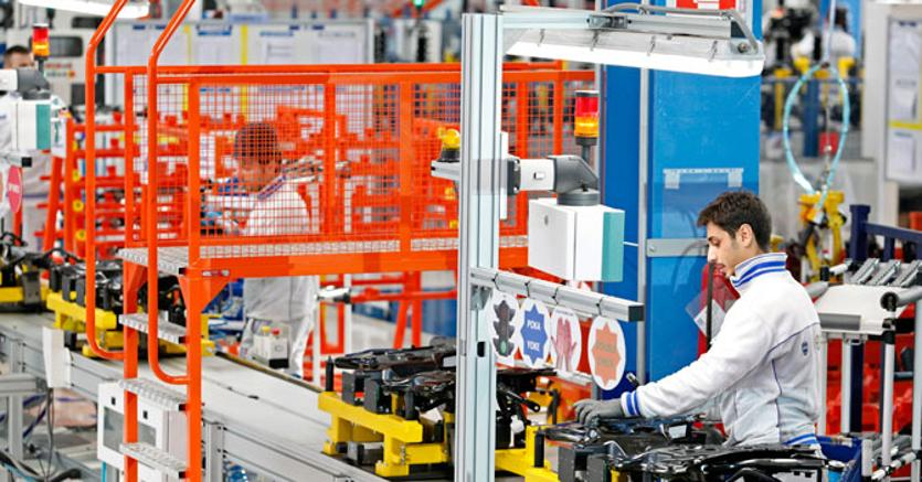 Brutti segnali dal manifatturiero: indice ai minimi da 20 mesi