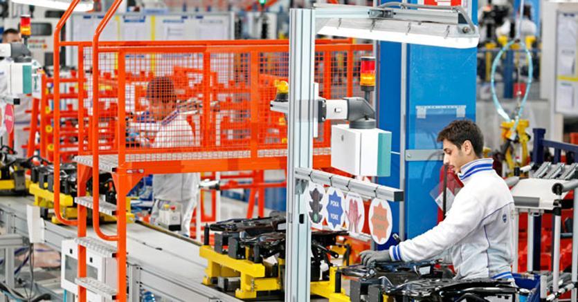 Cina, Indice PMI Manifatturiero superiore ai 50 punti