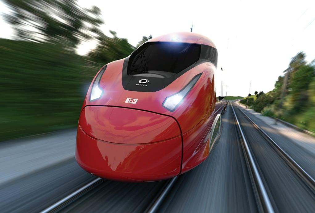 Alstom: altri quattro ETR per NTV
