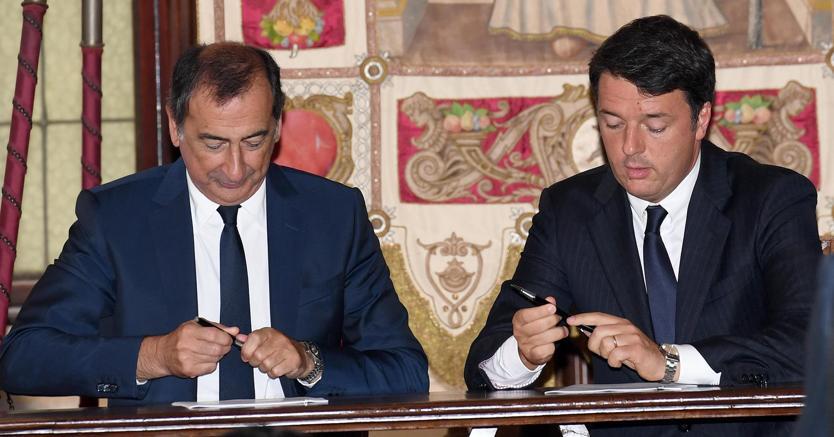 Milano: Parisi, patto Sala-Renzi propaganda dietro cui si nasconde il nulla (3)