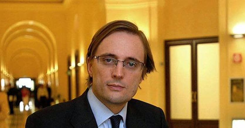 Il presidente dimissionario di Mps, Massimo Tononi