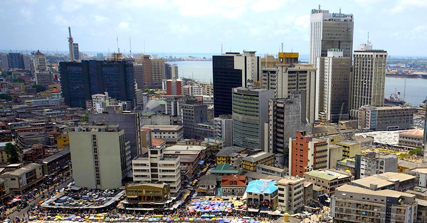 Lagos, Nigeria. Foto Reuters