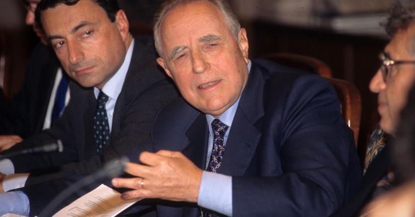 Addio a Carlo Azeglio Ciampi, aveva 95 anni