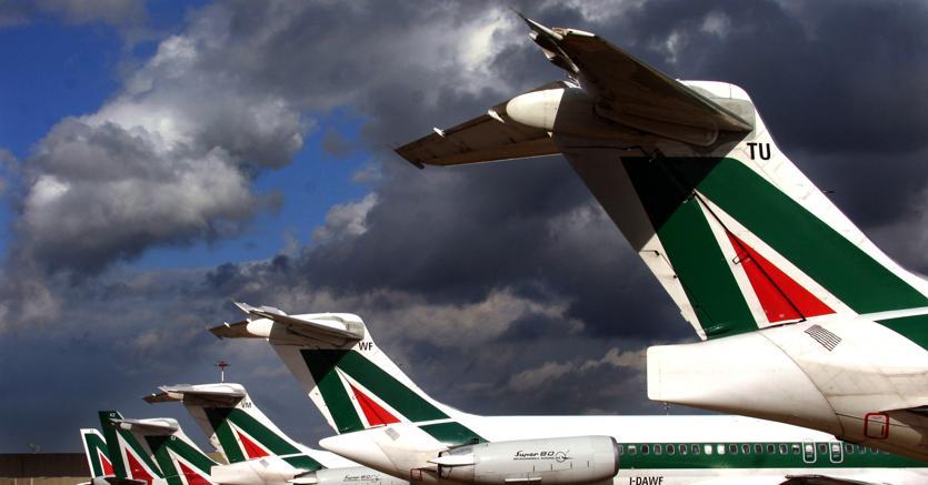 Alitalia, revocato lo sciopero 22 settembre