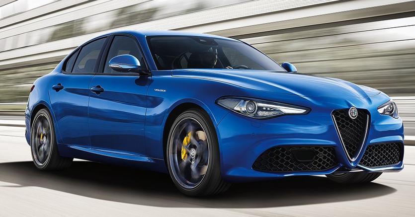 Alfa Romeo Giulia Veloce: motori più potenti e trazione integrale