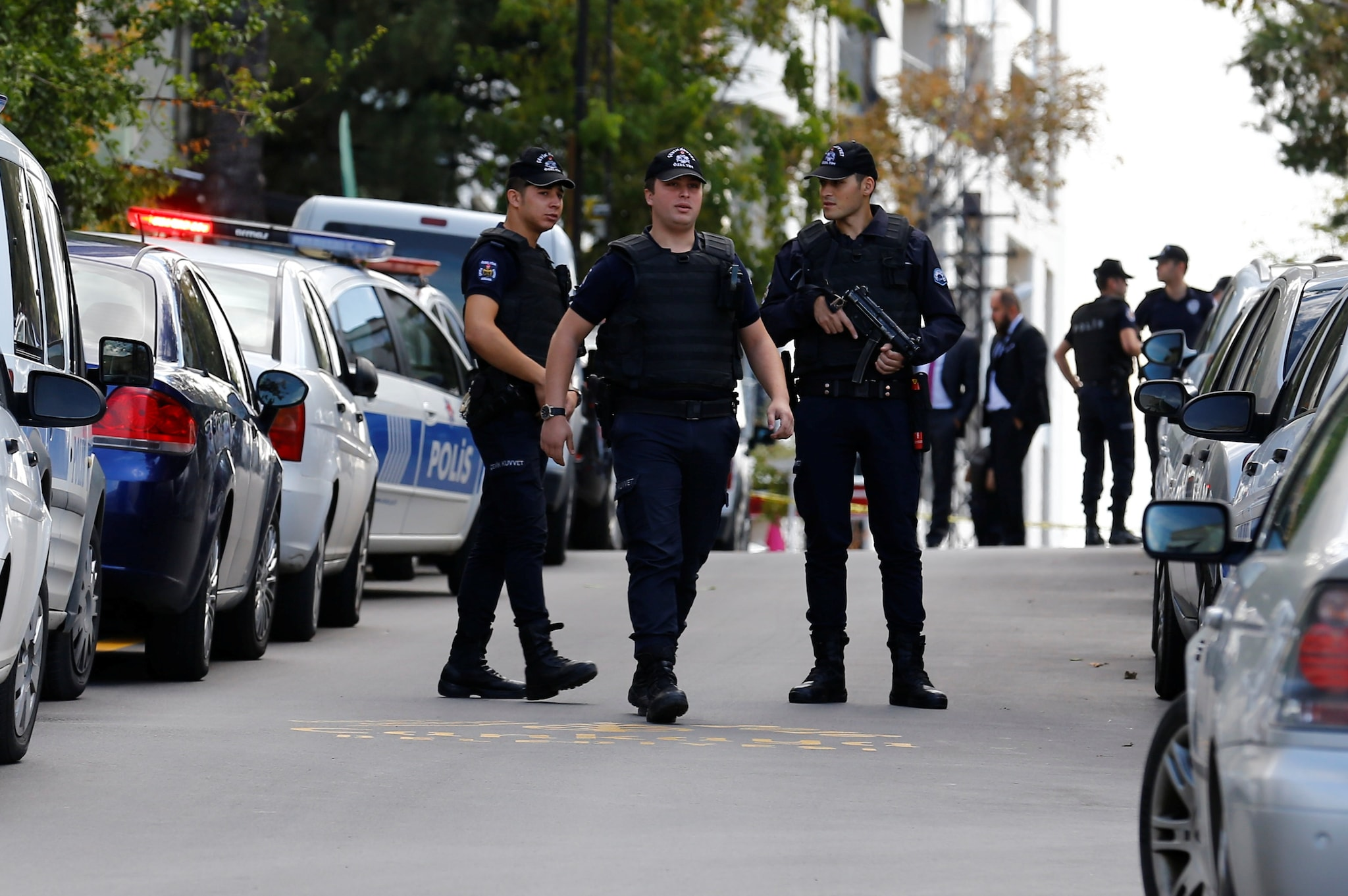 Attacco ambasciata Israele ad Ankara