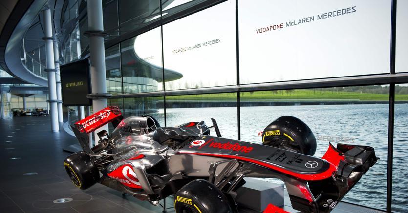 La Apple vuole acquistare la McLaren?