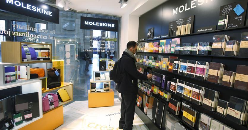 Offerta della belga D'Ieteren, le agende Moleskine voltano pagina