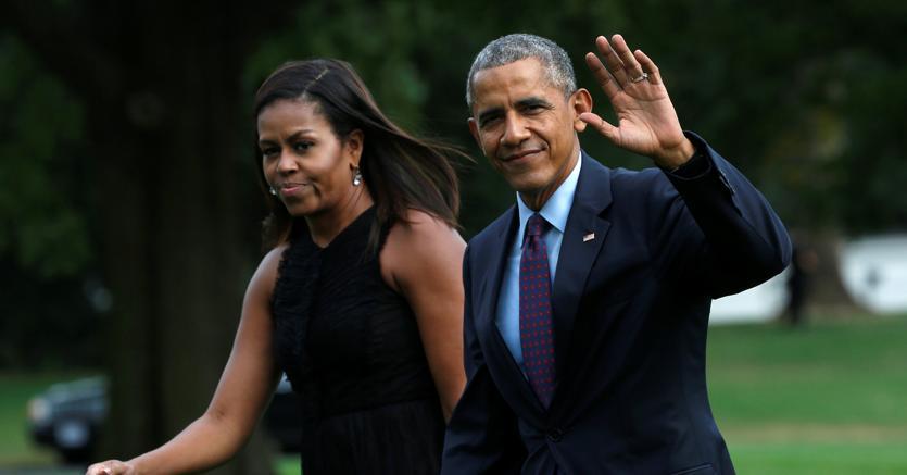 Hacker rubano dati passaporto Michelle Obama