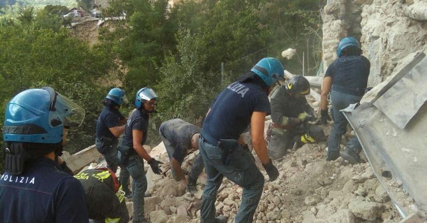 Terremoto, il commissario Errani ad Ascoli. Vertice in Prefettura