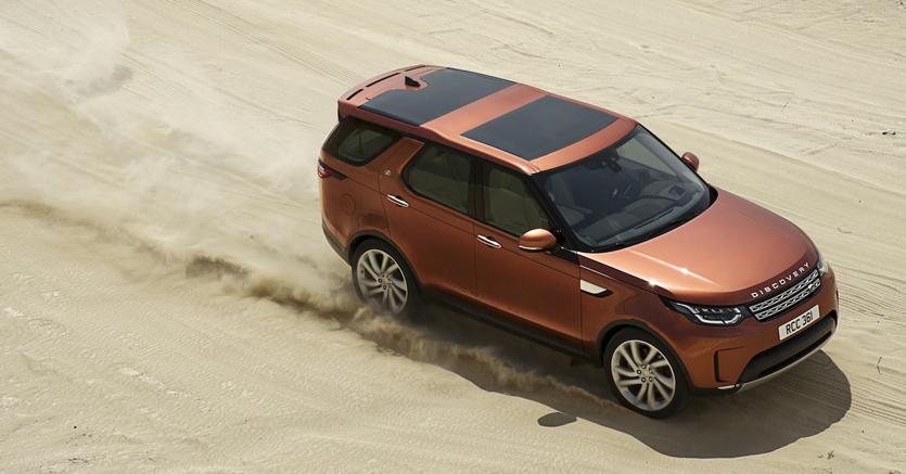 Land Rover, la novità è la Discovery