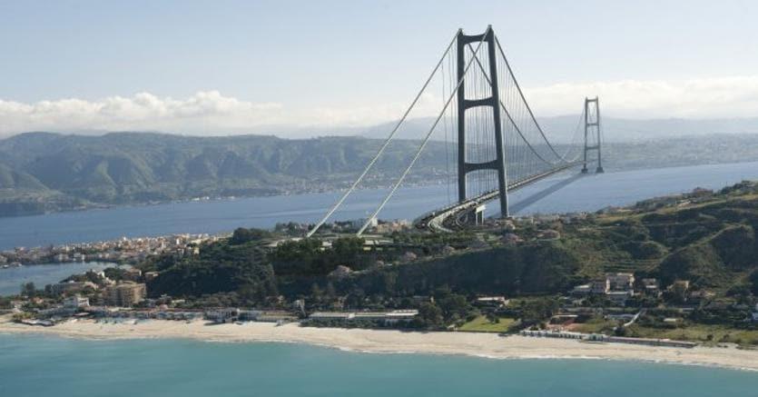 Ponte sullo stretto progetto da aggiornare con una nuova for Piano piano lotto stretto