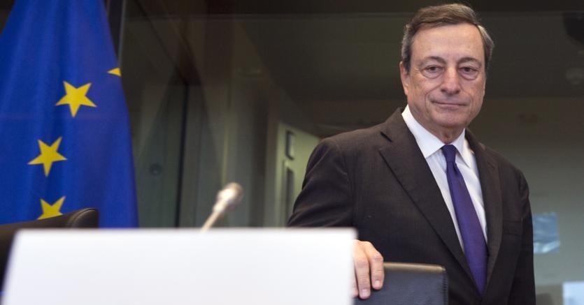 Draghi al Bundestag: