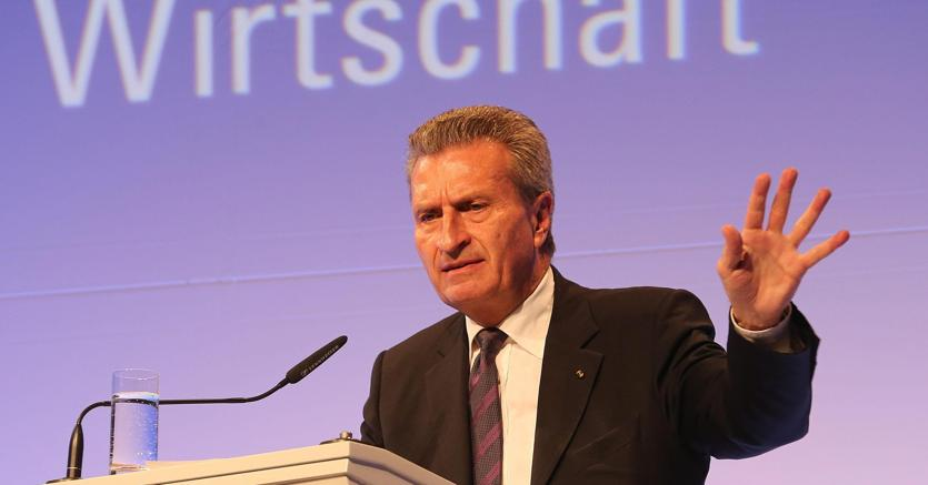 Guenther Oettinger (Epa)