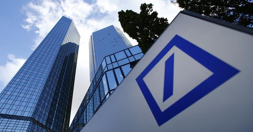 Deutsche Bank taglia il bonus pool dell'80 per cento
