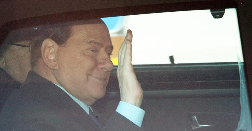 Berlusconi ricoverato È in clinica a New York
