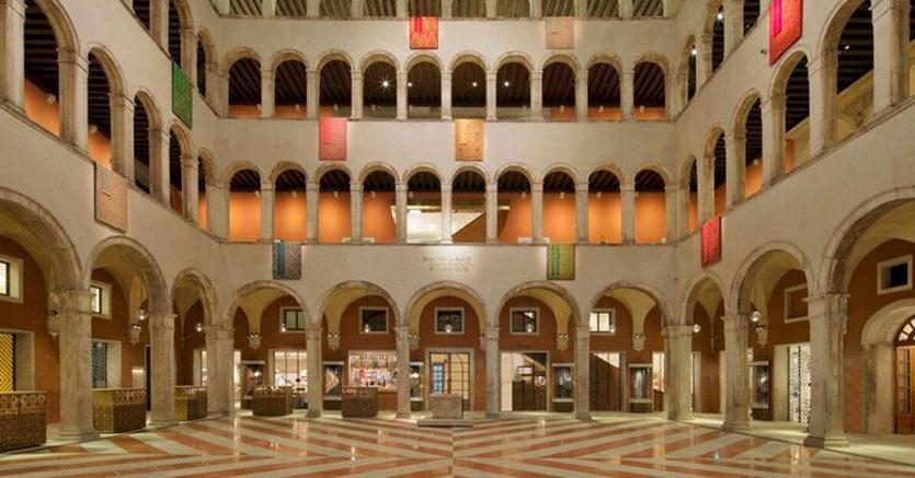 Venezia, lusso e artigianato per il nuovo Fondaco dei tedeschi - Il ...