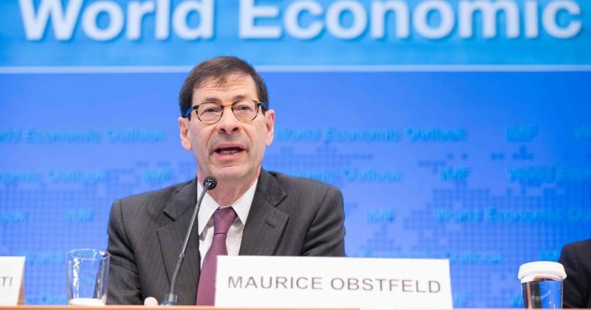 Maurice Obstfeld (Afp)