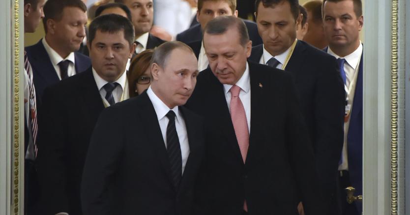Turchia: Erdogan, entro 2016 passi decisivi Turkish Stream