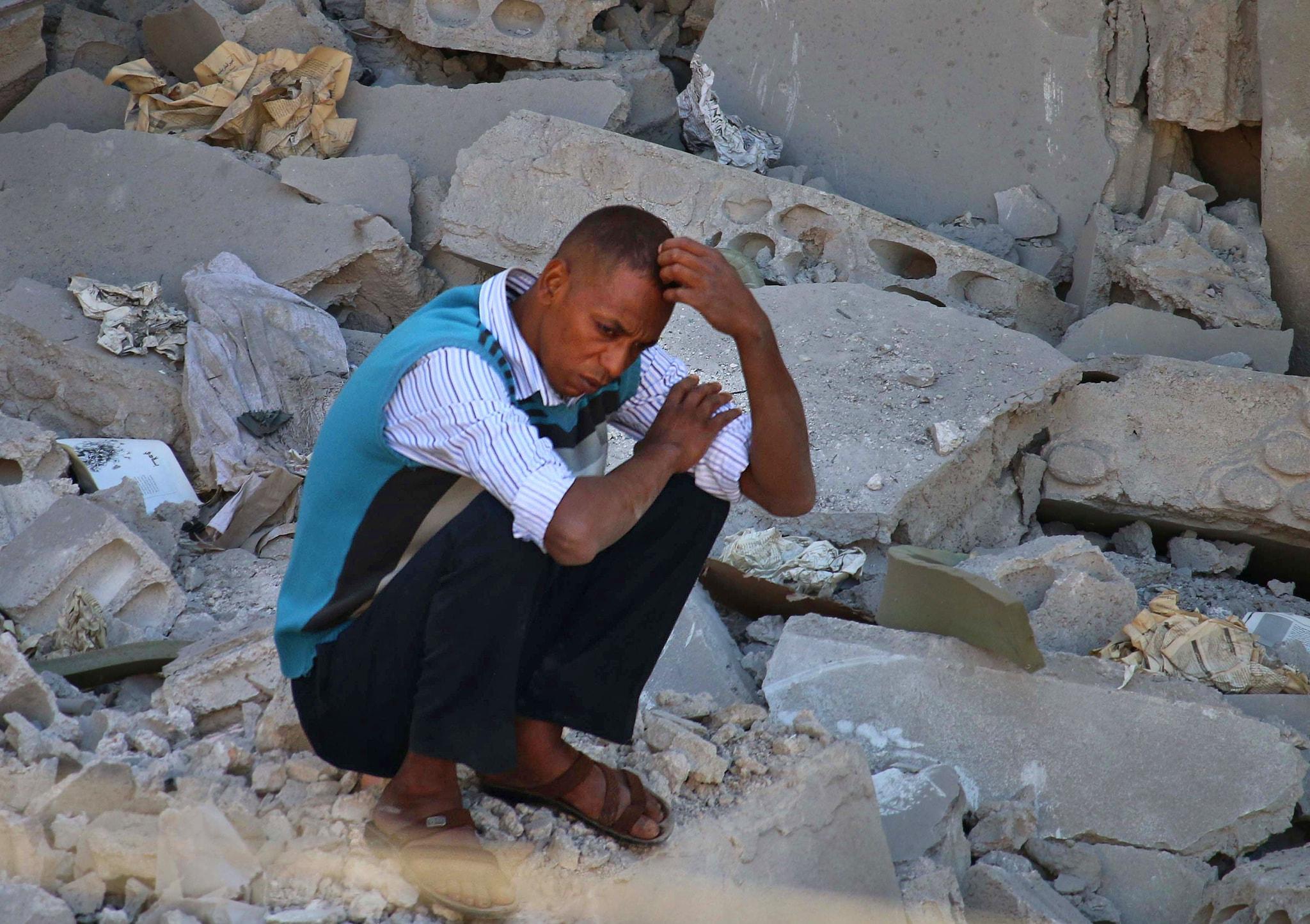 Siria, bombardamento su una scuola: morti 5 bambini