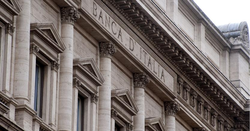 Banche, Bankitalia: Ad agosto rallenta la crescita delle sofferenze