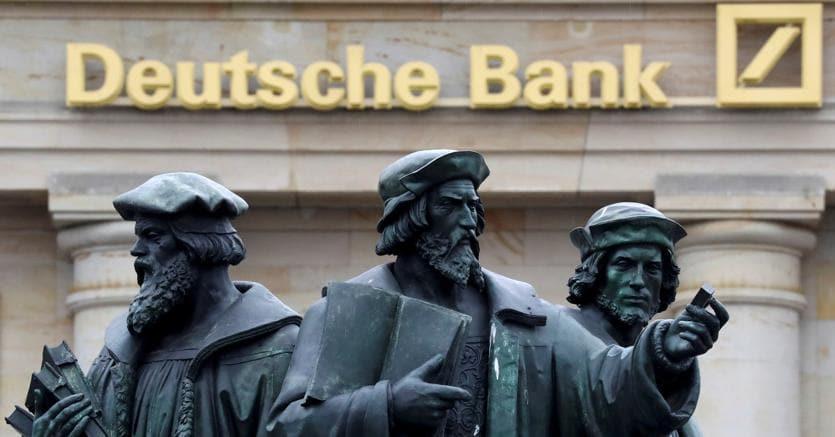 Deutsche Bank blocca tutte le assunzioni