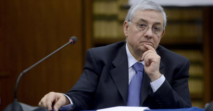 Giuseppe Pignatone (Imagoeconomica)
